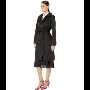 """kate spade New York 40"""" Trench w/ belt Size Large"""
